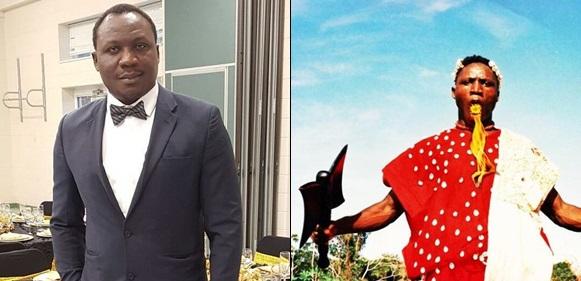 I Got Burnt While Playing 'Sango' In Church - Wale Adebayo Reveals