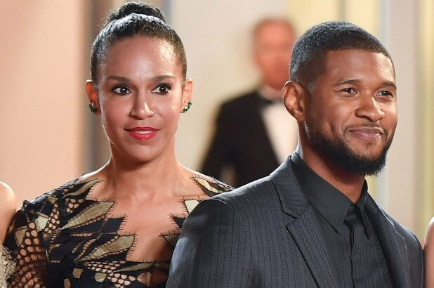 American Singer Usher Files For Divorce From Estranged Wife, Grace Miguel