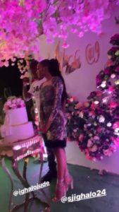 Odion Ighalo and wife wedding anniversary