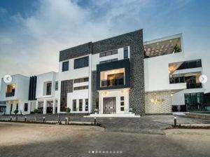 Odion Ighalo mansion photo