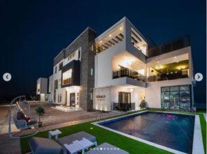 Odion Ighalo mansion