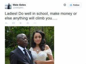 Wale Gates jokes