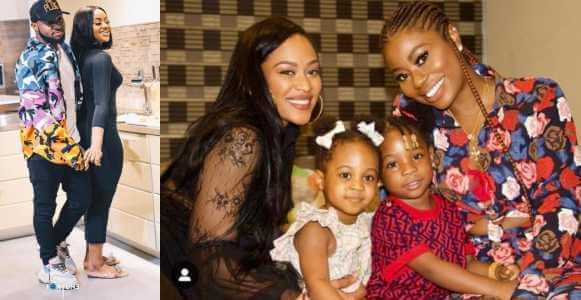 Chioma Deletes Her Instagram Page After Davido Celebrated His Baby Mamas