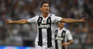 Cristiano Ronaldo nets Only Goal As Juventus Beats AC Milan To Win Italian Supercoppa