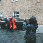 DJ Cuppy Shows Of Her Newly Acquired Rolls Royce Phantom (Photos) 1