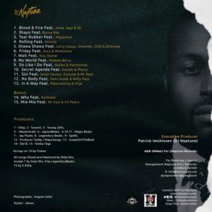 DOWNLOAD MP3 DJ Neptune - Blood & Fire Ft. M I Abaga, Jesse Jagz