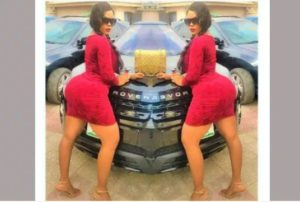 Actress Daniella Okeke's Car Collection Is A Must See (Photos)