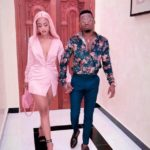 Singer Diamond Platnumz Steps Out With His New Girlfriend, Tanasha