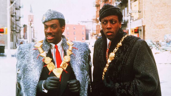 "Eddie Murphy Confirms Movie ""Coming To America 2"" Is In The Works"