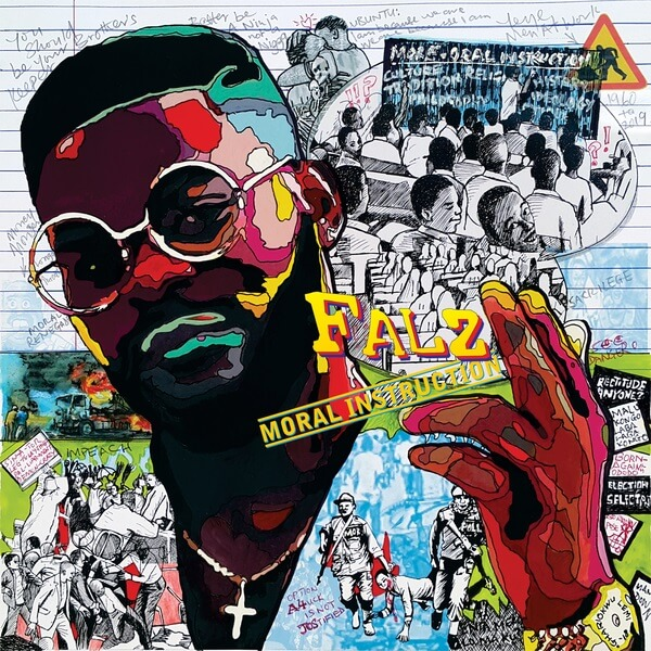 STREAM: Falz Drops New Album 'Moral Instruction'