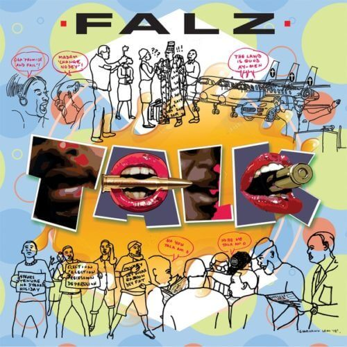 Falz - Talk download mp3 and mp4