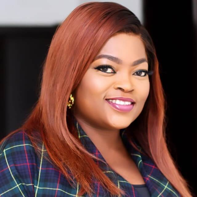 Funke Akindele Bello Shares First Photos After Welcoming Twin Boys
