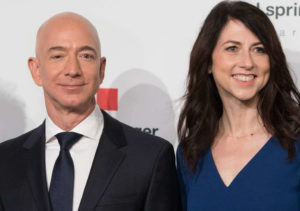 Jeff Bezos And Wife Announces Divorce