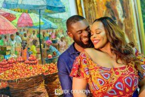 Keneth Okolie wedding photo