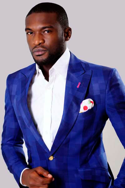 Kenneth Okolie Biography - Age, Wedding, Wife, Movies & Pictures