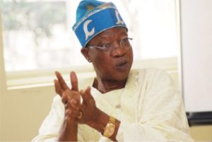Lai Mohammed photo
