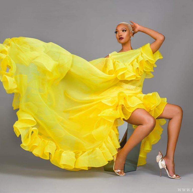 Tanzanian Model, Millen Magese Celebrates 40th Birthday With Lovely Photos