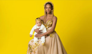 Millen Magese and son