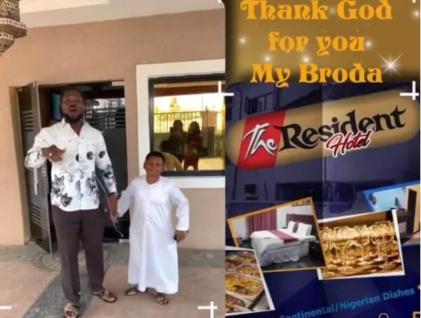 Nollywood Actor, Osita Iheme Launches New Hotel In Owerri