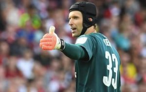 Arsenal Goal Keeper, Petr Cech To Retire At The End Of Season