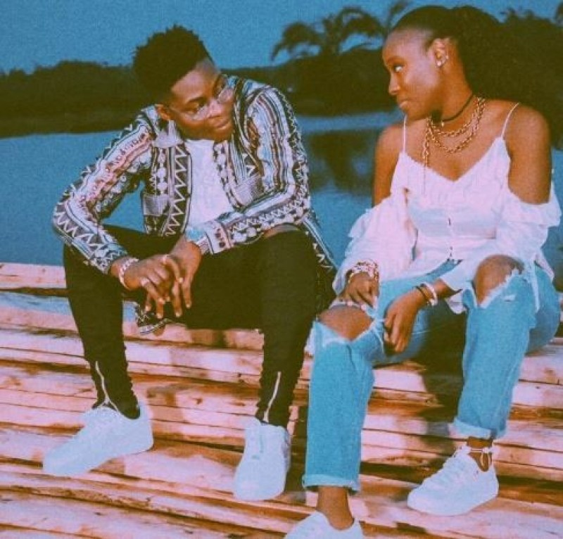 Femi Otedola's Daughter, Tolani & Reekado Banks Spark Dating Rumour