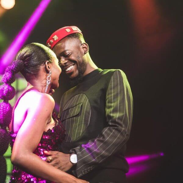Simi & Adekunle Gold Yet To Fix a Date For Their White Wedding