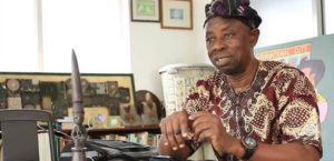 Tunde Kelani Reveals Why He Hasn't Made Any Movies In 4 Years