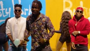 DOWNLOAD VIDEO: Young D - Body Work Ft. Reekado Banks, Harmonize