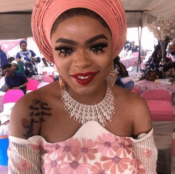 Confusion Sets In As New Unfiltered Photos Of Bobrisky Surfaced Online