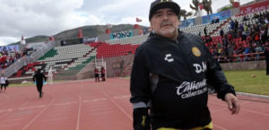 Football Legend, Diego Maradona Reportedly Set To Undergo Surgery
