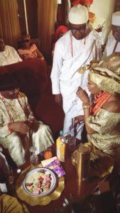 Actress Eku Edewor's Mum Remarries In A Traditional Wedding (Photos)1