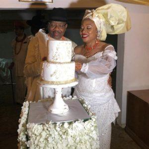 Actress Eku Edewor's Mum Remarries In A Traditional Wedding (Photos)