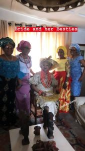 Actress Eku Edewor's Mum Remarries In A Traditional Wedding