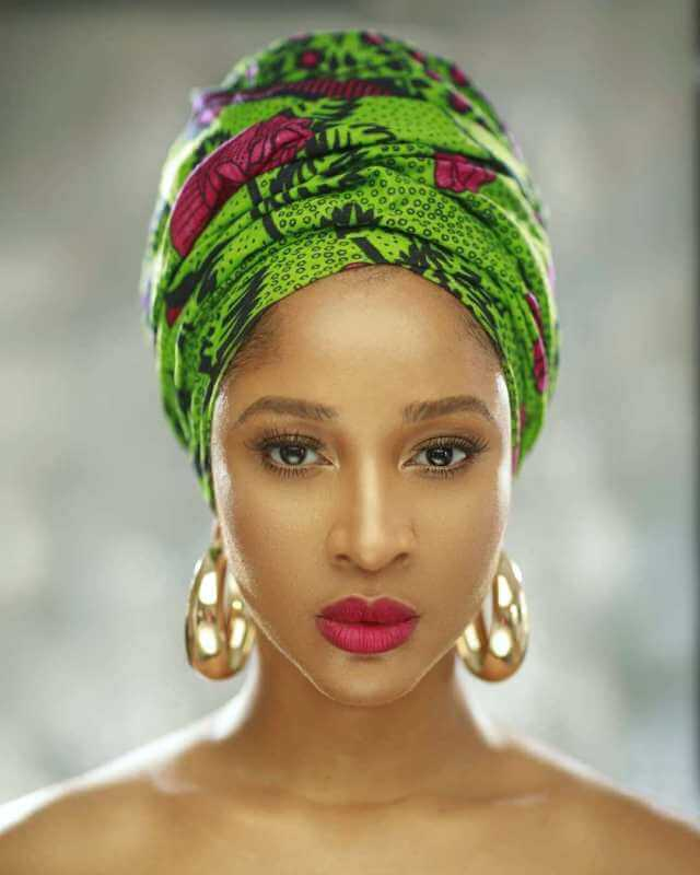 See Lovely Portrait Of Adesua Etomi As She Celebrate 33rd Birthday