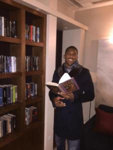 Anthony Joshua study