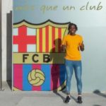 Super Falcons Striker, Asisat Oshoala Joins FC Barcelona - See Photos
