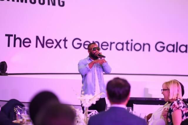 SA Rapper, Cassper Nyovest Unveiled As Samsung Brand Ambassador