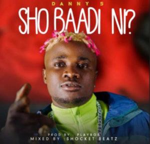 [Music] Danny S - Sho Baadi Ni