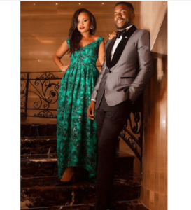 Ebuka Obi-Uchendu & Wife, Cynthia Celebrates 3rd Wedding Anniversary