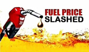 Fuel Price Slashed From N145 to N140 per Litre To Take Effect From Wednesday