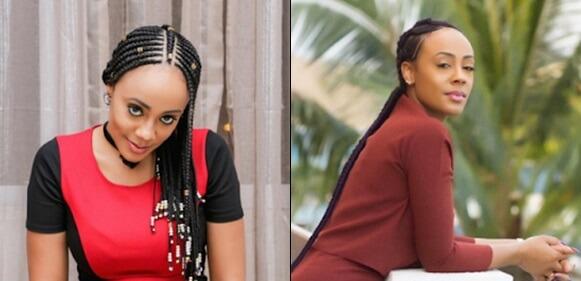 Ghanaian Actress Haillie Sumney