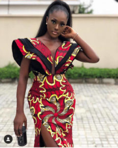 Linda Osifo Looks So Stunning In Native Styles