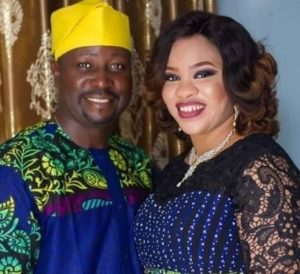 Actress Mosun Filani And Husband Celebrates 7th Wedding Anniversary (Photos)