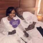 Yoruba Actress, Tawa Ajisefini weds Her US Based Lover - See Photos