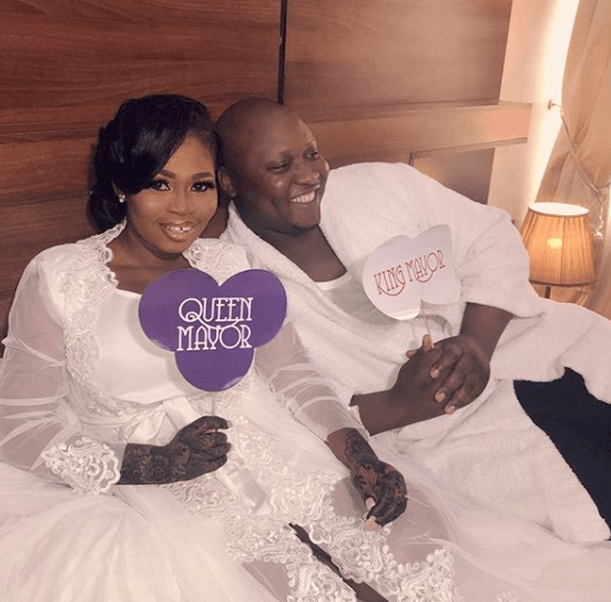 Yoruba Actress, Tawa Ajisefini weds Her US Based Lover - See Photos