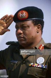 Ibrahim Badamasi Babangida photo