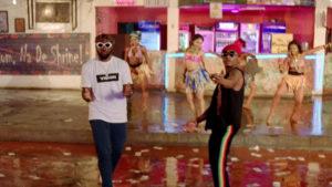 Mut4y and Wizkid in Manya video