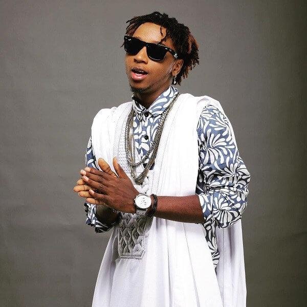 Nigerian Rapper Yung6ix Reveals He Has A Son