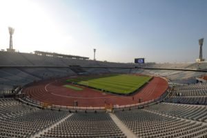 Cairo International Stadium, Cairo, Egypt