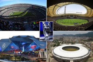 6 Stadiums That Could Host The Champions League Final If It Moves Outside Of Europe (Pictures)